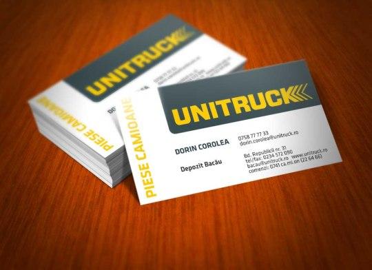 cv Unitruck Bacau